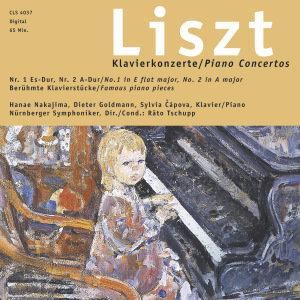 Klavierkonzerte 1 & 2,Liebestraum 3