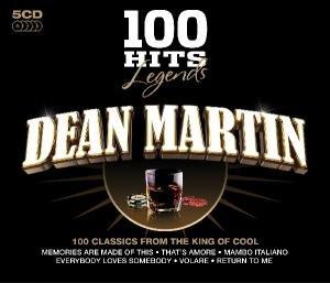 100 Hits Legends Dean Martin