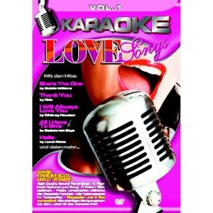 Karaoke Love Songs 1