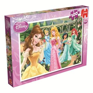 Jumbo 17358 - Disney Princess Belle Puzzle