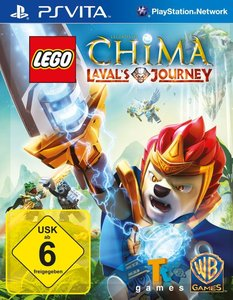 LEGO Chima - Lavals Journey (Legends of Chima) PS Vita