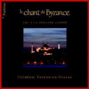 Le Chant De Byzance-Vol.1 Holy Week