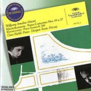 Klavierkonzerte 19,27/Klaviersonate KV 280