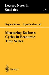 Measuring Business Cycles in Economic Time Series