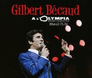 Gilbert B?caud ? L'Olympia (1964-67-73-76)