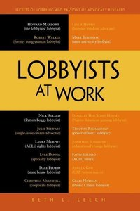 Lobbyists at Work