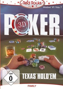 Red Rocks: Poker 3D Texas Hold èm