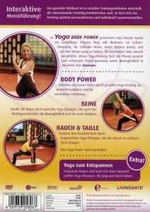 Denise Austin - Yoga Body Power
