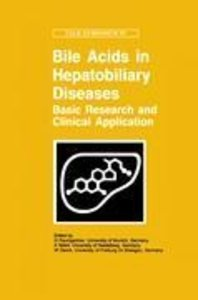 Bile Acids and Hepatobiliary Diseases - Basic Research and Clini