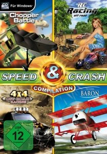 Speed & Crash Compilation