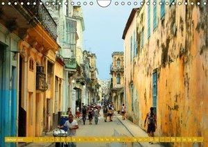 Stanzer, E: Kuba . Impressionen (Wandkalender 2015 DIN A4 qu