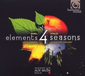 4 Elements-4 Seasons
