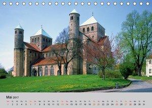 UNESCO Welterbestätten in Deutschland (Tischkalender 2017 DIN A5