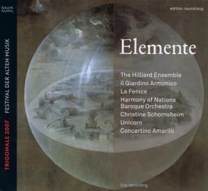 Trigonale 2007-Elemente