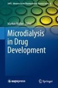 Microdialysis in Drug Development