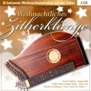 Weihnachtliche Zitherklänge-Instrumental