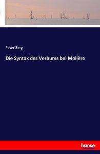 Die Syntax des Verbums bei Molière