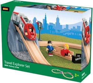 Brio 33106 - Reisezug Set
