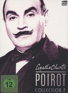 Agatha Christie:Poirot-Collection 7 (4DVDs)