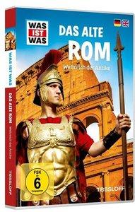 Was ist Was TV. Das alte Rom / Ancient Rome. DVD-Video