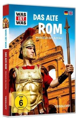 Was ist Was TV. Das alte Rom / Ancient Rome. DVD-Video - zum Schließen ins Bild klicken