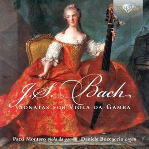 Sonatas For Viola Da Gamba And Organ