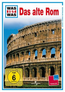 Was ist Was TV. Das alte Rom / Ancient Rome. DVD-Video