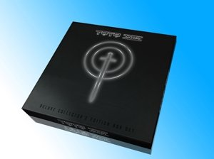 Toto XIV (Ltd.Boxset Inkl.CD,DVD,2LP Gatefold,