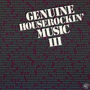 Genuine Houserockin Music III