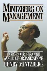 Mintzberg on Management