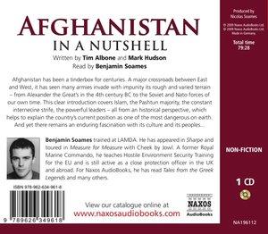 Albone, T: Afghanistan