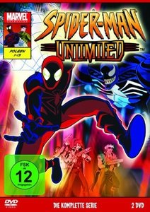 Spiderman Unlimited-Die Komp