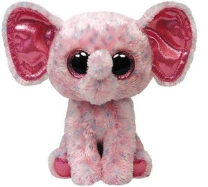 Ellie Buddy-Elefant pink, Large 24cm