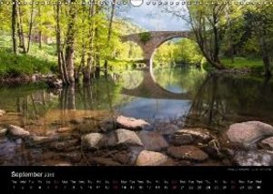 Monuments of Spain 2015 (Wall Calendar 2015 DIN A3 Landscape)