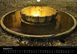 Monuments of Spain 2015 (Wall Calendar 2015 DIN A3 Landscape)