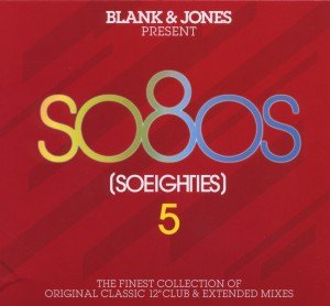 Present: So80s (So Eighties) 5 (Deluxe Box)