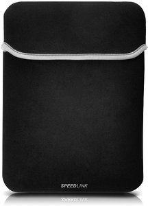 LEAF Easy Cover Sleeve, 8 inch, black