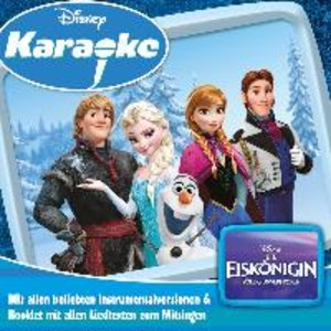 Disney Karaoke Series: Die Eiskönigin (Frozen)