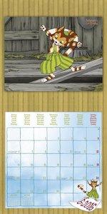 Pettersson & Findus 2016. Broschürenkalender