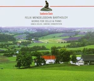 Works For Cello & Piano (Mendelssohn Bartholdy,Fel