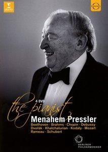 Menahem Pressler-Der Pianist