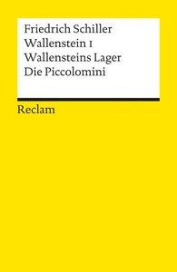 Wallenstein 1. Wallensteins Lager / Die Piccolomini