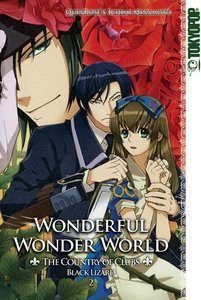 QuinRose: Wonderful Wonder World - The Country of Clubs: Bla