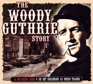 The Woody Guthrie Story (4 CD)