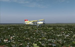 Ground Enviroment X: Europe World Edition (für Flight Simulator