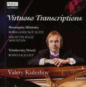 Virtuoso Transcriptions
