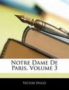 Notre Dame De Paris, Volume 3
