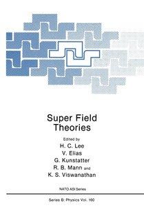 Super Field Theories