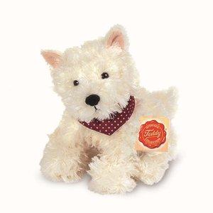 Teddy Hermann 92876 - Westhighland Terrier, 18cm, einzeln