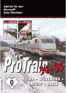 Train Simulator - Pro Train 34+35 Bundle